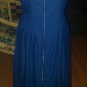 H&M Dresses - Royal Blue Dress